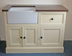 30 Free standing kitchen furniture Trend 2018 – Interior decoration colors – Own Kitchen Pantry Kitchen Tile Diy, Kitchen Design, Wooden Kitchen, Kitchen Sinks, Kitchen Remodel, Home Design, Interior Design, Devon, Free Standing Kitchen Sink