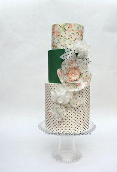 san diego wedding cake, cakes san diego   CAKES