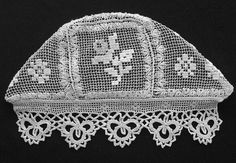 netted cap from Moravian Wallachia