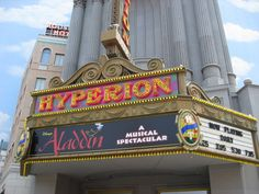 Disney's California Adventure | Hyperion Theater at Disney's California Adventure