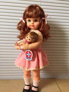 Boneca Mãezinha - R$ 480,00 em Mercado Livre