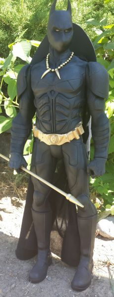 Black Panther (Marvel) Custom Action Figure