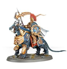 Dracothian Guard - Lord Celestant
