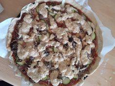 pizzaz vegan sans gluten
