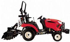 221 - Yanmar Tractor