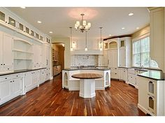 Northeast inspired new home in Old Cherry Hills. Beautiful, flowing floorplan flooded with natural light. Walnut floors throughout. Unbelievable kitchen with Wolf 6-burner gas range and potfiller, Subzero refrigerators. Large island with built-in breakfast table. Butler's pantry with wine refrigerator, 2nd dishwasher and Miele espresso machine. Huge walk-in pantry. #zillow