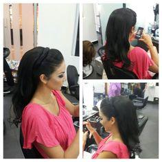 #hair #cabello #peinado #upDos #hairdresser #hairstylist #estilista #peluquero #beauty #pty #panama #missPanamaUniverso