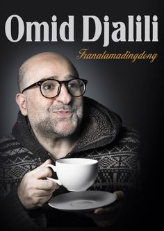 Omid Djalili: Schmuck For a Night Katherine Ryan, Alan Carr, Live Comedy, Fantastic Show, Master Class, Stand Up, Comedians, Schmuck