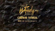 Cinema 4D tutorial_Basic12_Interface12 ( Camera 2 ) (시네마4D 기초강좌_12강_인터페이스 12 ( Camera 2 ) - YouTube