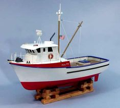 Dumas Jolly Jay Model Boat Kit 1231 No longer available Wooden Speed Boats, Wooden Model Boats, Wooden Boats, Wooden Boat Kits, Wooden Boat Plans, Trawler Boats, Scale Model Ships, Build Your Own Boat, Boat Building Plans