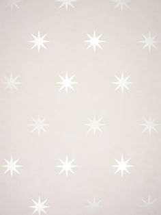 I continue to love this wallpaper. || Osborne and Little Coronata Star wallpaper