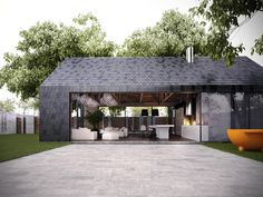 Armadillo Summer House