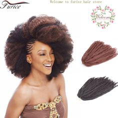 Freetress Crochet Braid 18 Inch Best Marley Braid Hair Extension MenS ...