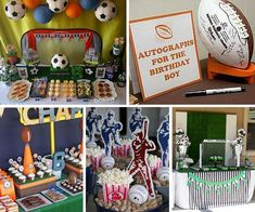 Sports Party Ideas | Boys Party Ideas at Birthday in a Box