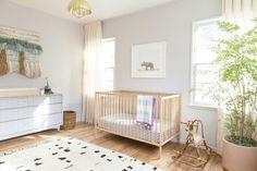 La chambre bébé mixte en 43 photos d\'intérieur! | Chambre du bébé ...
