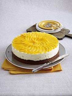 Unser beliebtes Rezept für Schoko-Mango-Torte und mehr als 55.000 weitere kostenlose Rezepte auf LECKER.de.