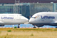 Boeing 747 & Airbus a380