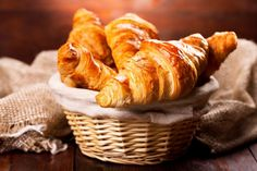 French Croissants !   https://www.weekendbakery.com/posts/classic-french-croissant-recipe/