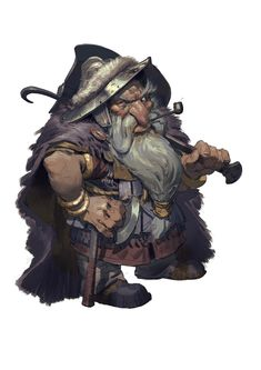 ArtStation - Black Sailors: Traders of Kobberland, Even Amundsen Fantasy Dwarf, Fantasy Male, Fantasy Rpg, Dungeons And Dragons Characters, Dnd Characters, Fantasy Characters, Character Concept, Character Art, Concept Art