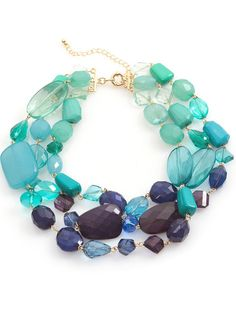 boho chic jewelry - even when nothing else fits... your jewelry will