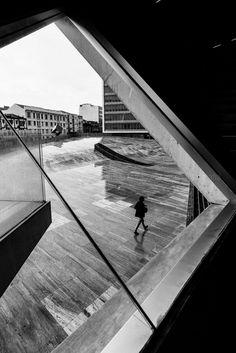 OMA Office for Metropolitan Architecture Rem Koolhaas - Casa da Música, Porto Rem Koolhaas, Portugal, Contemporary Architecture, Architecture Design, Visual Arts Center, Photography Camera, Postmodernism, Installation Art, Netherlands