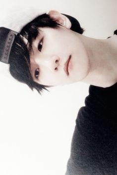 EXO-K Baekhyun ... He's so cute *.*