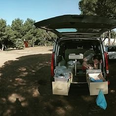 Kangoo Camper, Mini, Fishing, Vehicles, Car, Automobile, Fishing Rods, Cars, Cars