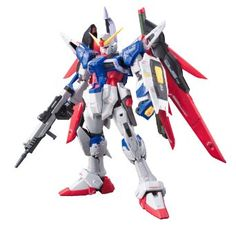 Mobile Suit Gundam Seed Destiny - ZGMF-X42S Destiny Gundam - € 34,00