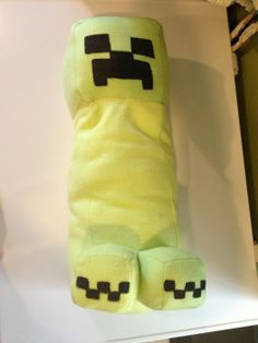 How to make a Minecraft creeper plush toy