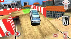 Take your driving to new heights!! Master the MOST Extreme Driving and Parking Missions youve EVER experienced. Jump between rooftops race over raised platforms and avoid crazy traffic to complete the Stunt Driving Courses as fast as you can. Speed drifting and precision driving meet head-on in Roof Jumping Stunt Driving Simulator.  3 COOL CARS!  Take the wheel of 3 Exciting Cars including a Super Fast Supercar a Stock Racing Sedan and an Off-Road 4x4! Realistic handling makes the driving as…