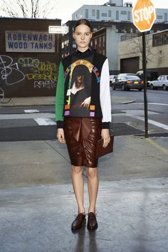 http://pinterest.com/urbanclair/  Givenchy Pre-Fall 2013: Skirting the Issue