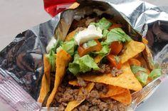 taco salad in a bag