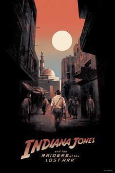 Raiders of the Lost Ark by Hans.