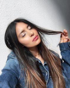 Natural makeup Natural Makeup, Fashion Beauty, Youth, Long Hair Styles, Blog, Life, Cara Makeup Natural, Natural Make Up, Long Hairstyle