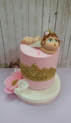 Super Cute! Little Princess  - cake by Sweetsomething