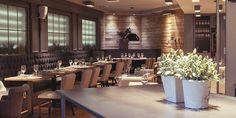 Un espacio moderno y acogedor es la apuesta de este restaurante. Kotté, del mercado a la Castellana.