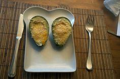 Avocado met ei uit de oven | Goed en gezond eten