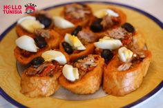 Hello Tunisian Food