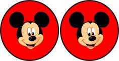 zeynep harikalar diyarında: Mickey Mouse Doğum Günü Süsleri