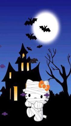 Best 25  Hello kitty halloween ideas on Pinterest | Facepaint ...