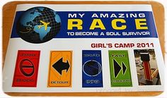 My dream girls camp!  I would love 1/8 of this creativity!
