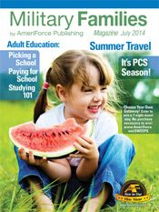May 2014 Military Families Magazine #milfam