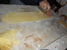 receta para masa clásica de lasaña