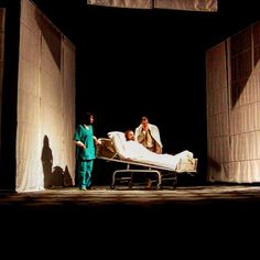 """The Ride Down Mt. Morgan""by Arthur Miller-Elbasan SKAMPA Theatre-2005"