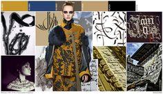 #FashionSnoops FW 17/18 graphics on #WeConnectFashion. Women's trend: INDOCHINE