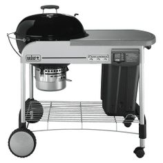 Weber Performer Platinum Charcoal Grill - Black from Target on Catalog Spree, my personal digital mall.