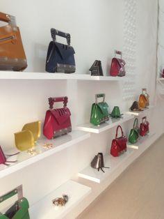 Mariella Di Gregorio Shop where you can find the bags and jewels of this Sicilian designer | Via Costantino Nigra 3/A in Palermo, Sicily