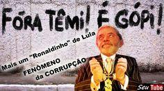 Mais Denúncias contra o CHEFÃO LULA. Petista tenta intimidar o Ministro ...