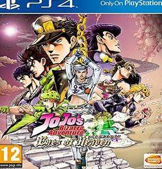Bandai Namco Entertainment JoJos Bizarre Adventure: Eyes of Heaven (PS4) No description (Barcode EAN = 3391891989237). http://www.comparestoreprices.co.uk/latest2/bandai-namco-entertainment-jojos-bizarre-adventure-eyes-of-heaven-ps4-.asp