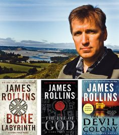 Happy Birthday James Rollins. Read Mark Rubinstein's interview with the author.